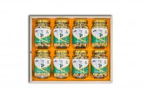 오동나무 140g x 8병 (황잣4+백잣4) (보자기)
