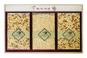 오동나무 잣 세트 (잣 660g x 3)
